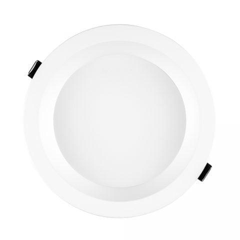Ilumo Downlight with SuperFlex 130mm 8W 700Lm CRI90 White